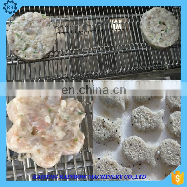 high quality popular commercial automatic hamburger patty maker
