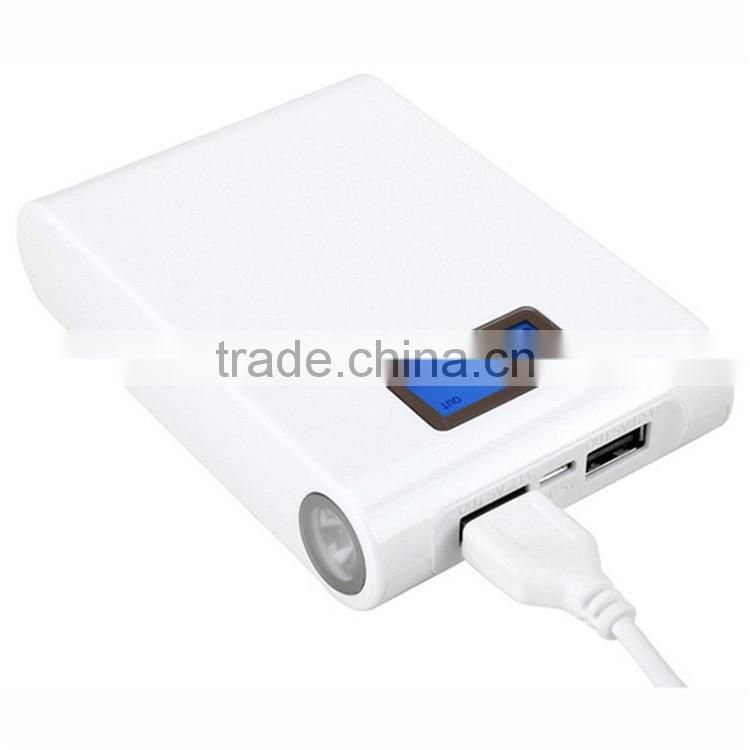 Best selling 12000mah power bank charger for mobile phones and tablet pc