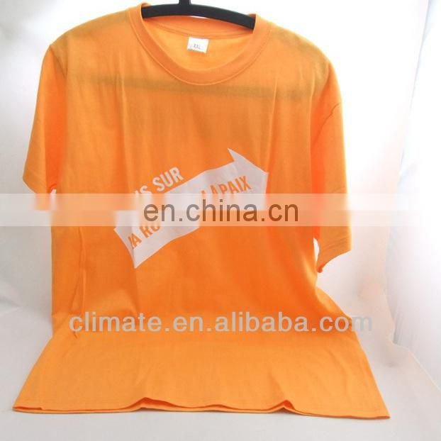 2014 men's cotton t-shirt with shor sleeves for hot summer,good quality clothing