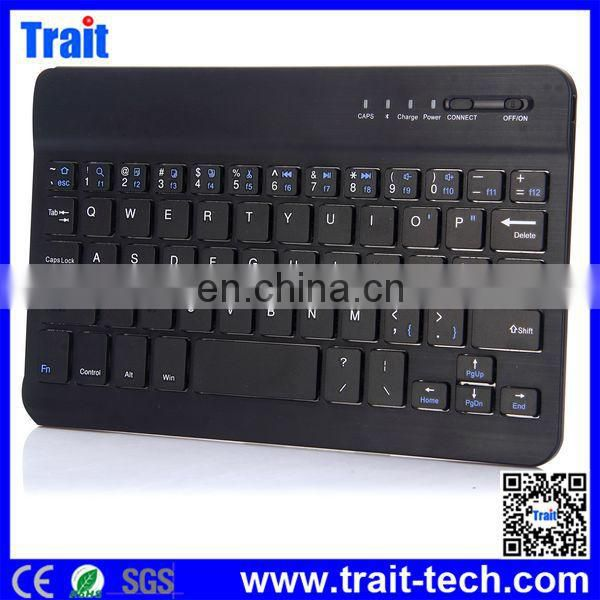 China Supplier High Quality Universal Wireless bluetooth keyboard for 7 inch tablet pc