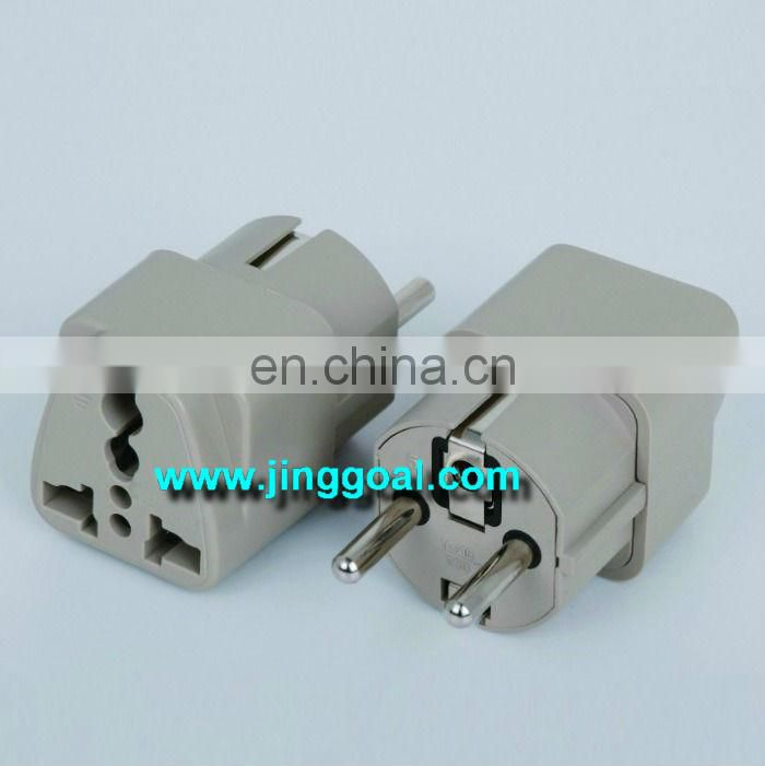 Euro travel adapter