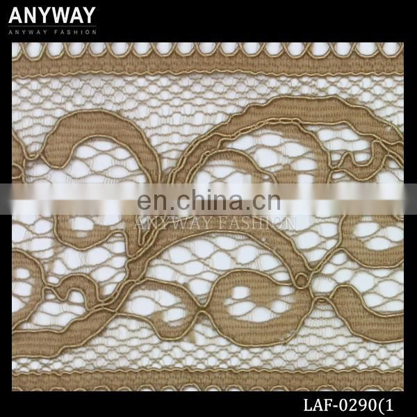 Fashionable swiss lace fabric trendy tull lace fabric lace fabric wholesale for dress