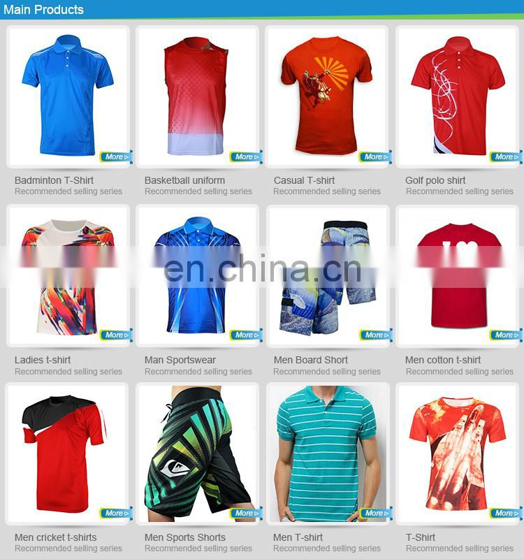 7e35403e2fff Digital printing sports shirt 100% polyester wholesale custom sublimation t- shirt