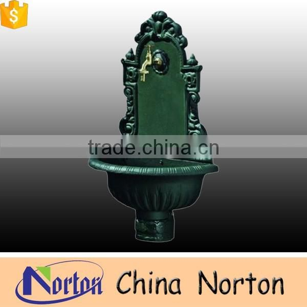 Outdoor handmade design water fountain iron with base NTIF-021Y