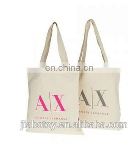 Promotional Cotton Canvas Eco-friendly Cotton Canvas Tote Bags