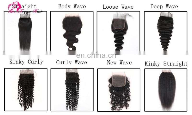 Wholesale bundle weft 18 virgin brazilian hair extension