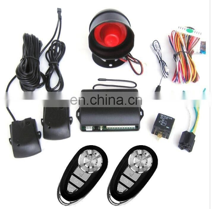 DC 24V specialized truck car alarm system for wholesale Promotional Price high security 24V keyless entry system for truck