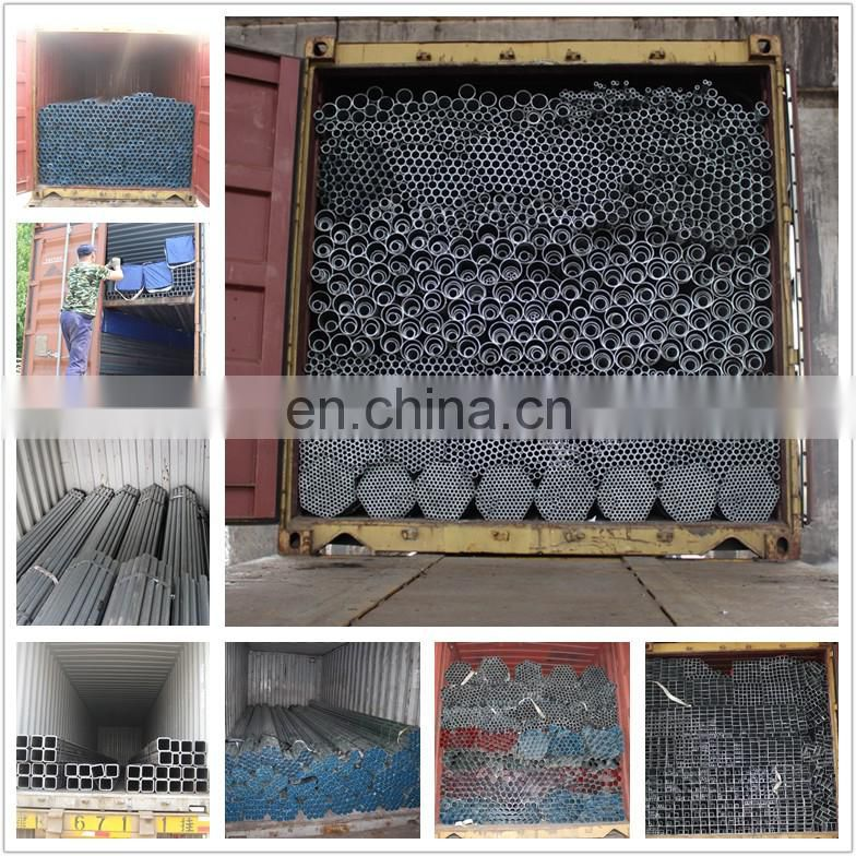 50*50 weight ms square hollow section steel tube prices galvanized pipe for structure materia