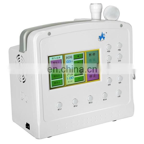 WED-310 Full digital ultrasonic pain instrument