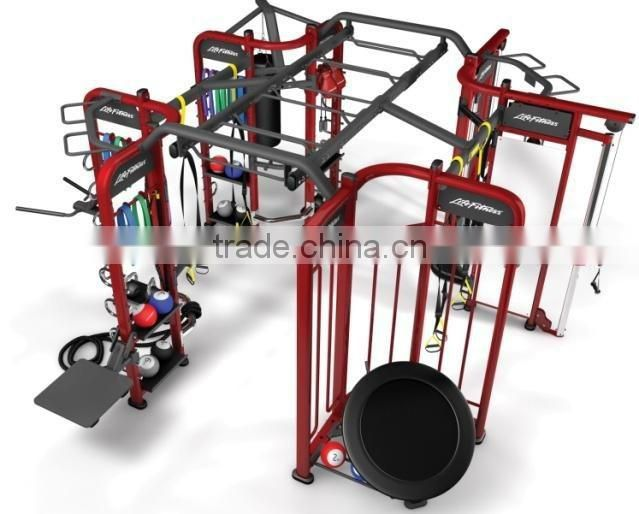 Crossfit gym equipment synergy 360 for sale Multi StationTZ-360XL