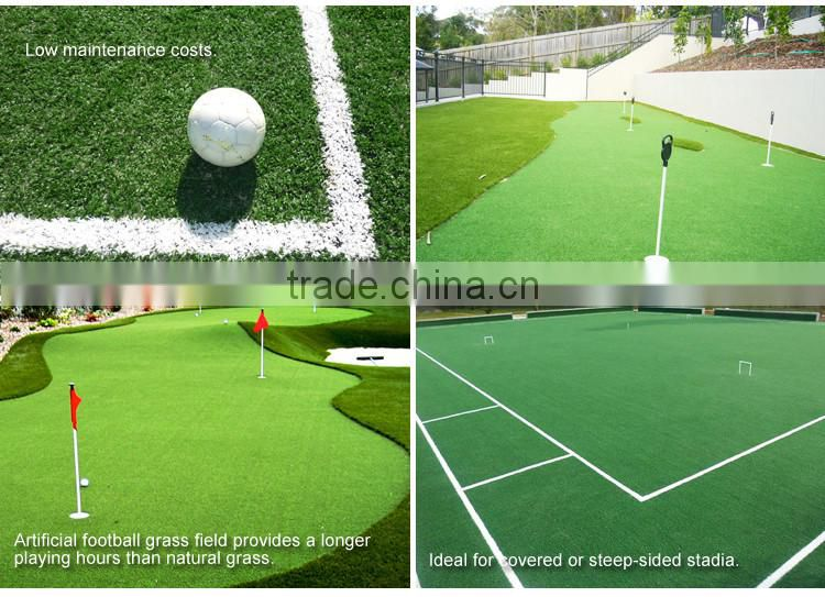 low price artificial football lawn synthetic sports turf soccer grass