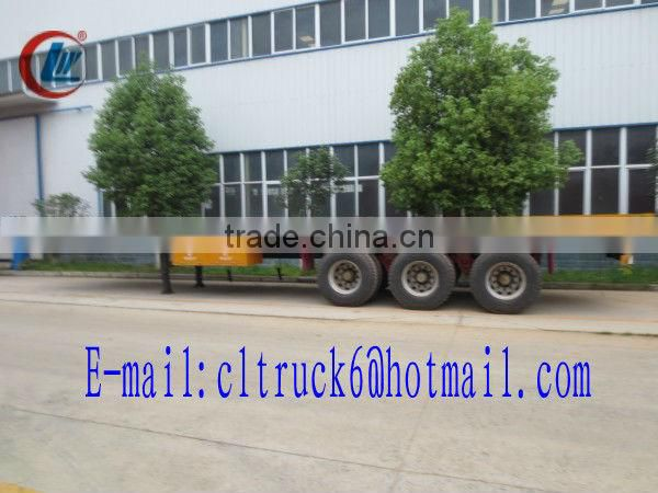 33Tons Trailer Platform For 40 Foot Container