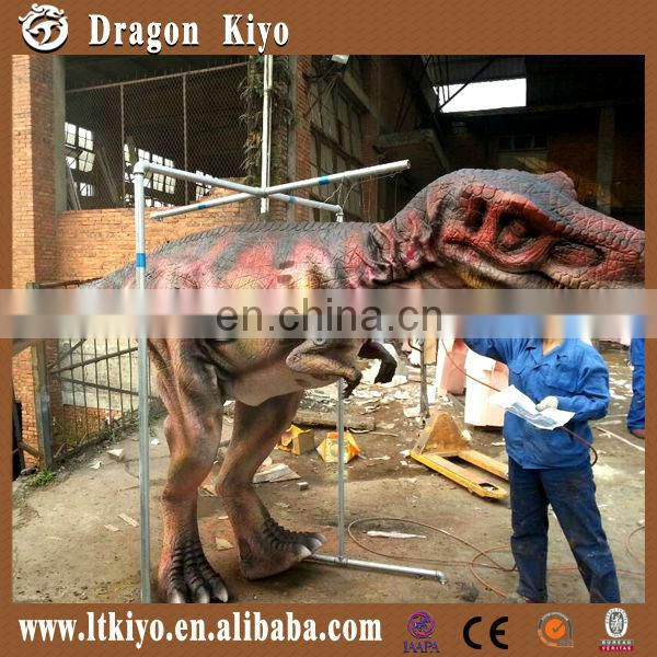 2016 mechanical dinosaur costume for adult