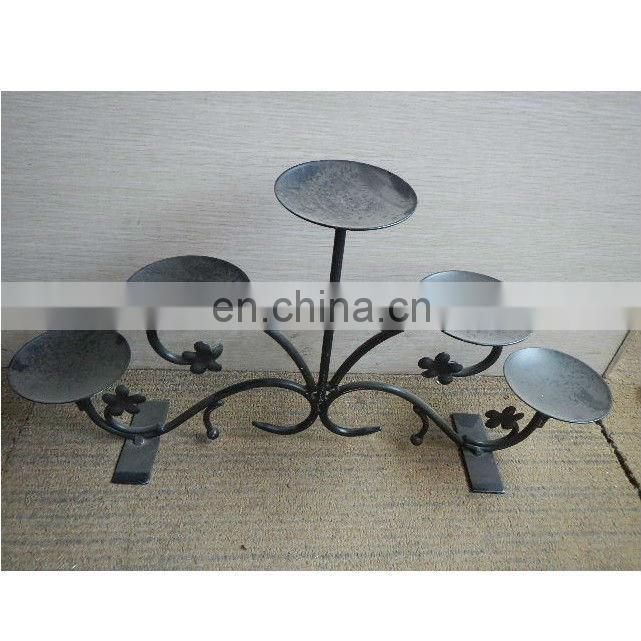 Metal candlestick decorative/Candle holder for home decoration