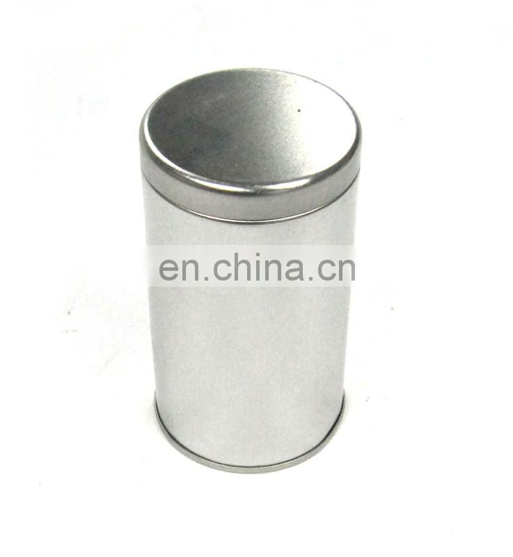 Wholesale Round Tin Tea Can