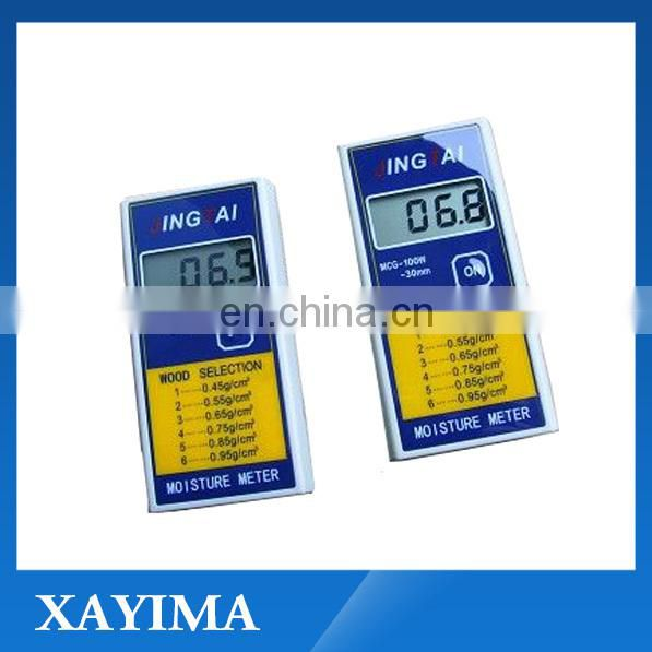 MCG-100W Cost Effective Inductive Wood Moisture Meter