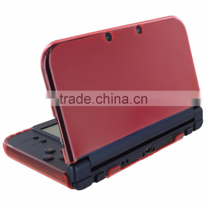 TPU gel case for New 3DS XL (2015 model) protector cover case