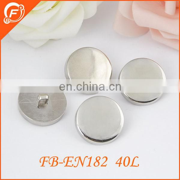 fancy gunmetal color buttons for fur coat
