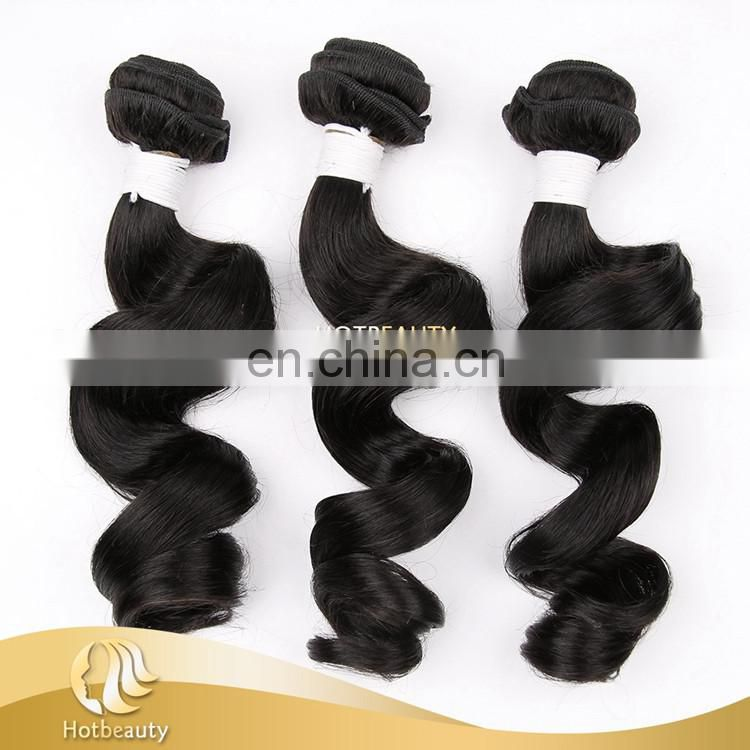 "unprocessed 100% cheap virgin indian hair 8""-30"""