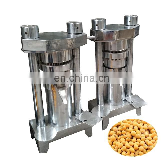 Taizy almond oil press machine/small scale sunflower oil press/automatic mustard oil machine