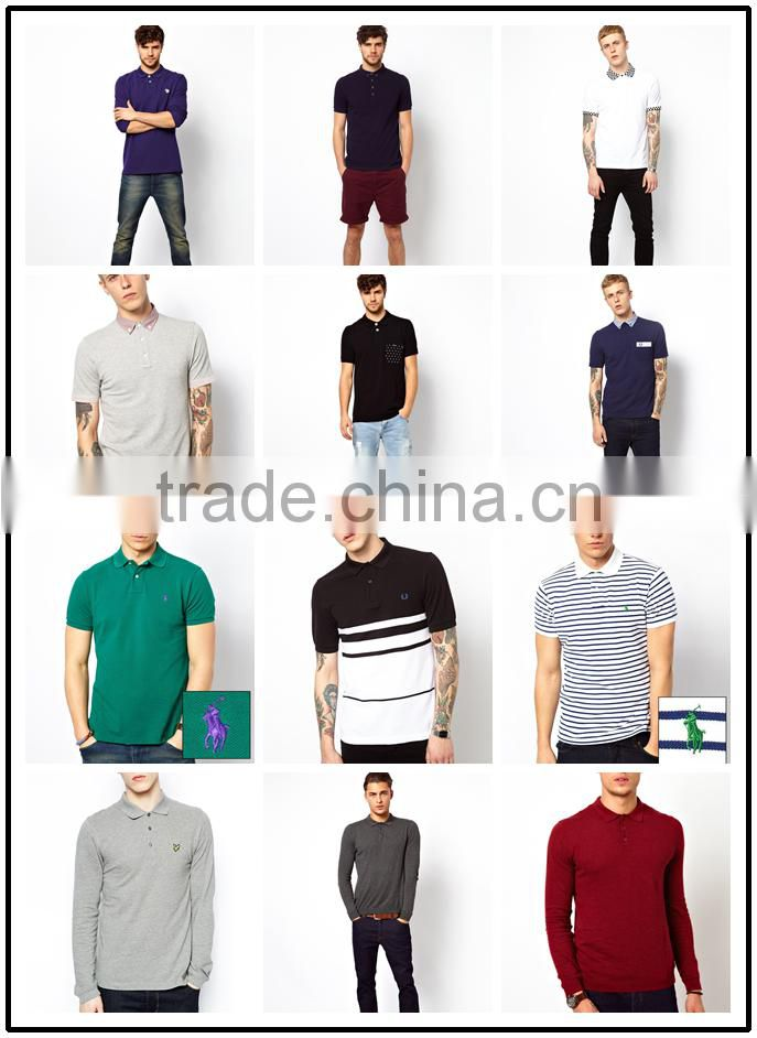 men polo t shirt /high quality men polo shirt