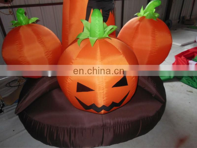 Witches inflatable arch halloween