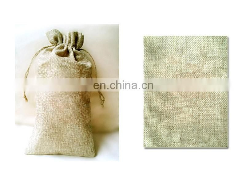 china wholesale custom drawstring pouch with package