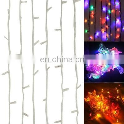100 LED String Decoration Light 10m for Christmas Party 110V with 8 Display Modes christmas lights