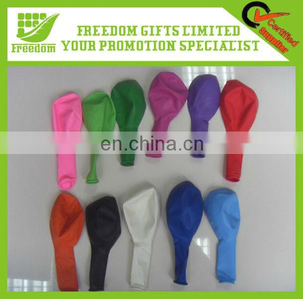12inch Promotional Customized Logo Balloons