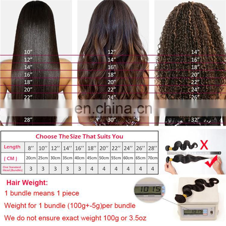 Ombre Color Remy Human Hair,Two Tone Brazilian Hair Weaving