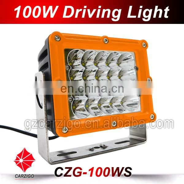 DOT 6x4inch CZG-4645 fantastic quality most bright High/Low beam 45w LED head lamp from Carzigo factory