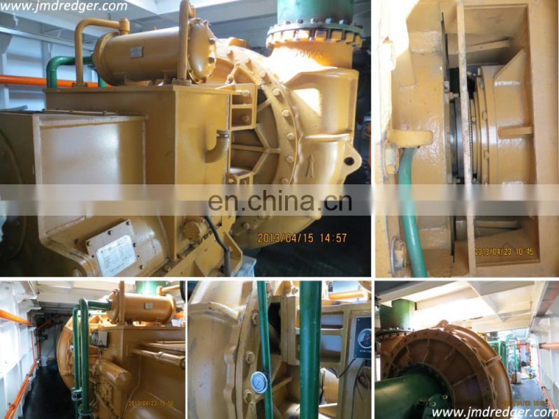 12 inch China Cutter Suction Dredger Machine/Vessel in stock for sale