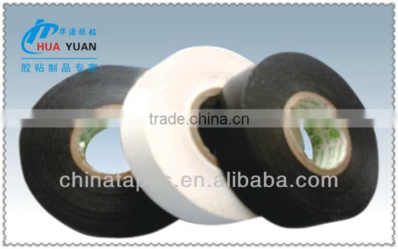 Flame retardant/voltage resistance ,cold resistance heat resistant electric tape,,electrical pvc tape for insulation protction