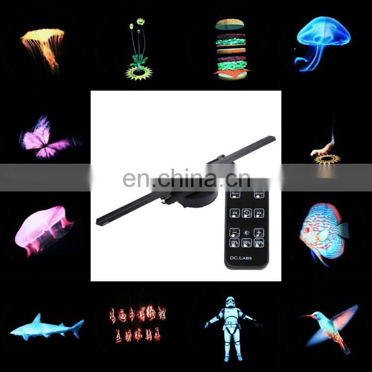 wifi app new than hypervsn shipping china 3d scanner price hologram projector holographic 3d led fan display