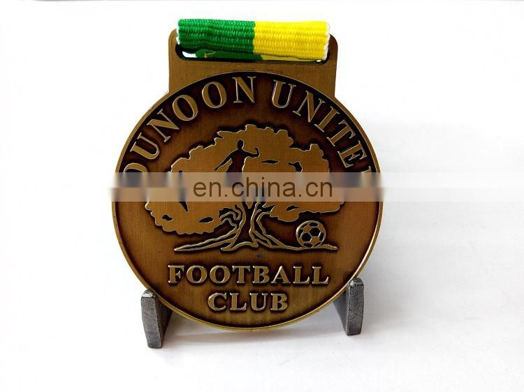 38mm Zinc cast medal or coin display stand of New Products from