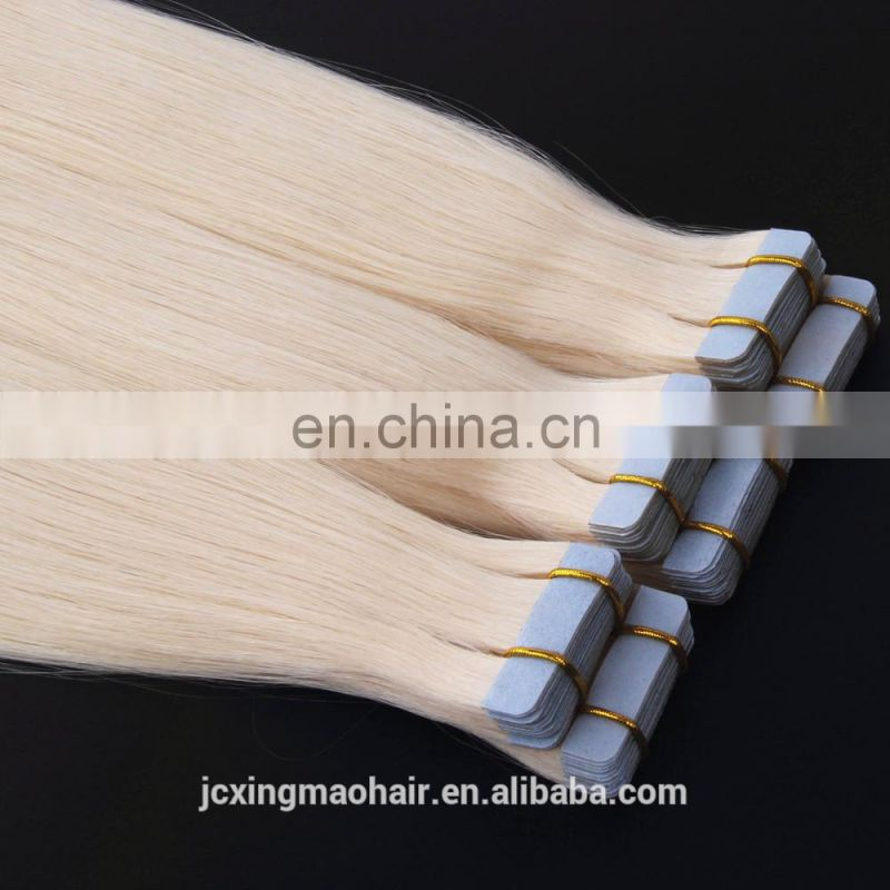 Wholesale Blonde Tape in Human Hair Extensions Los Angeles