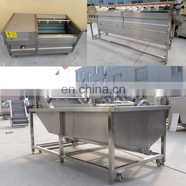 frozen french fries production line french fries machine automatic potato chips making machine