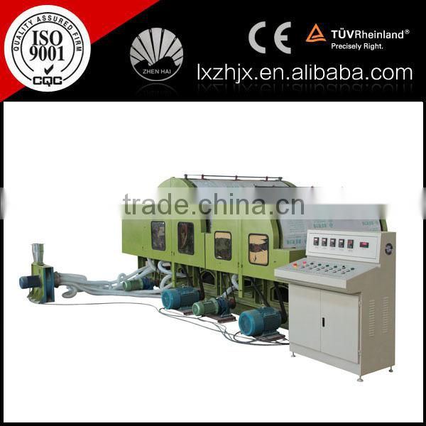 Best selling wool/cashmere/cotton carding machine with factory price