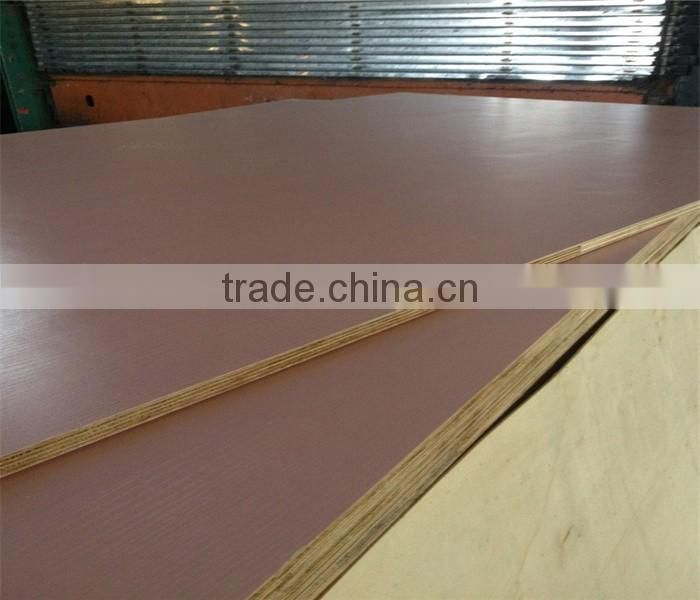 3mm White Melamine Plywood For Decorated Board Formica Made In China E1 Good
