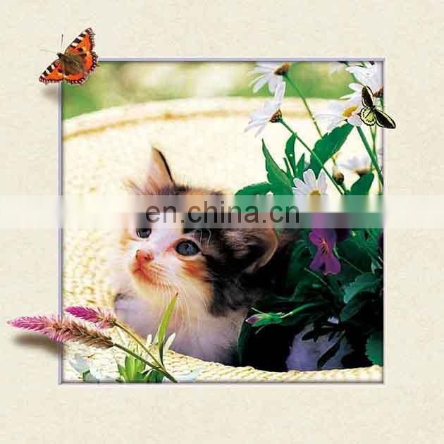 2016 new 5d lenticular printing picture for home decoration