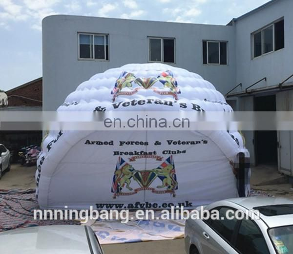 Ningbang hot sale White Inflatable Tent for WeddingParty and Events