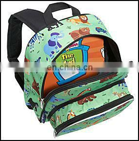 Active School Bag with nice print