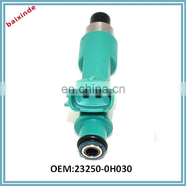 High Performance Injector in diesel engine OEM 23250-0H030 Corollao Common rail fuel injection