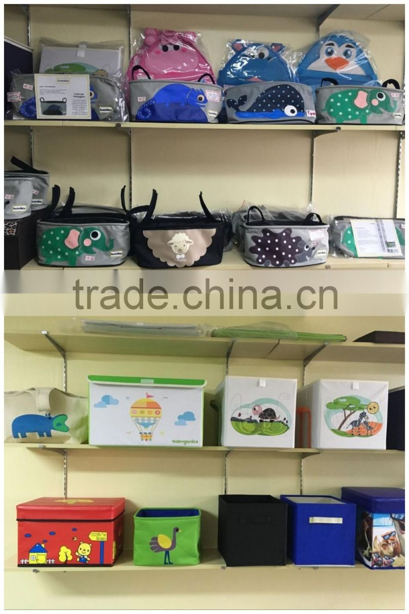 Kids animal string bag cute designs toy storage bag