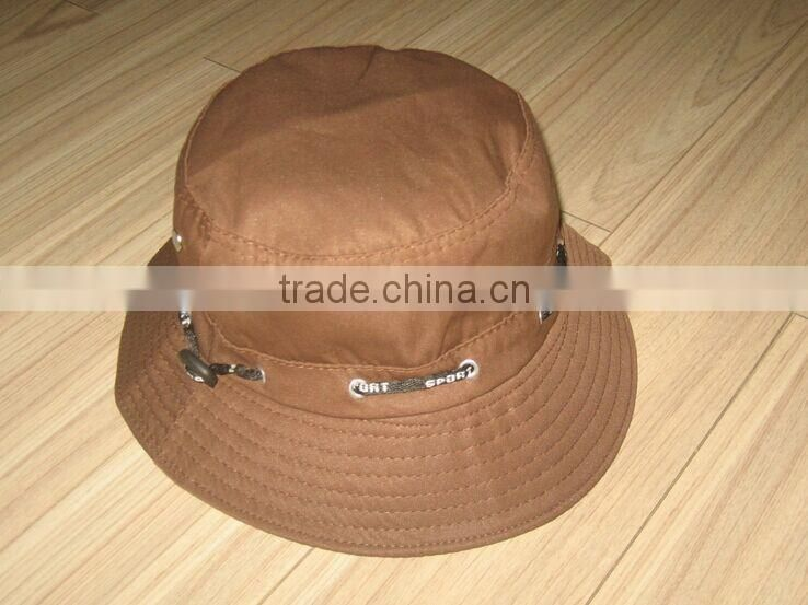 Hat, Fashion Lady Bucket Hat, High Quality Brushed Cotton Cap And Hat Embroidered Fisher Jewelry Accessory 510133