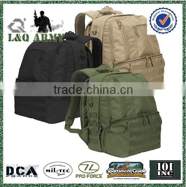 Tactical Backpack with Adjustable Shoulder Straps