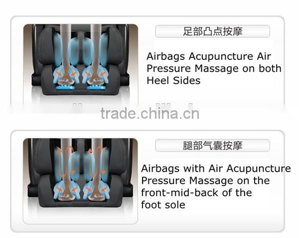 2016 New Music korea massage bed electric bed massager beauty spa center used massage equipment