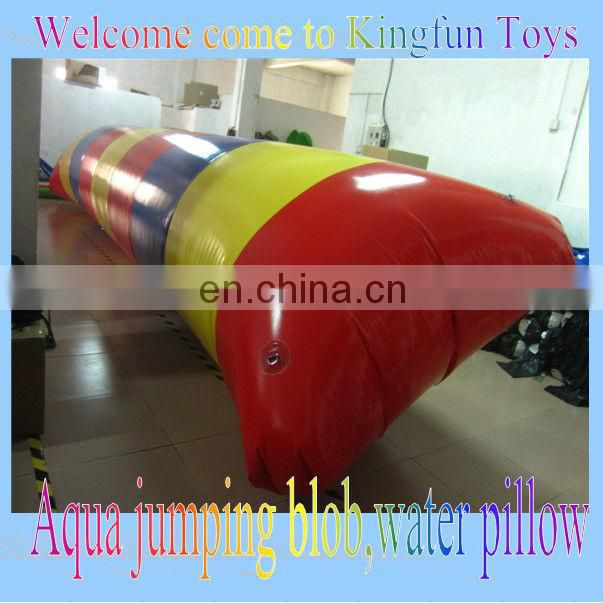 6 person inflatable fly fish/aqua park for sale