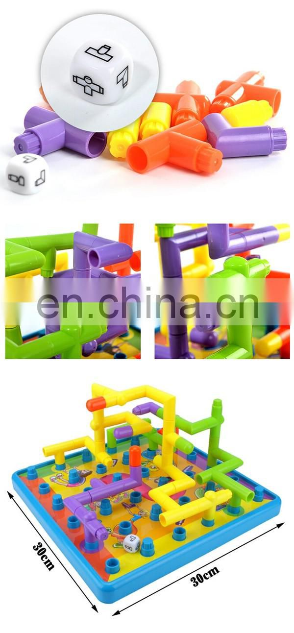 Fine workmanship wholesale educational intelligence game toy