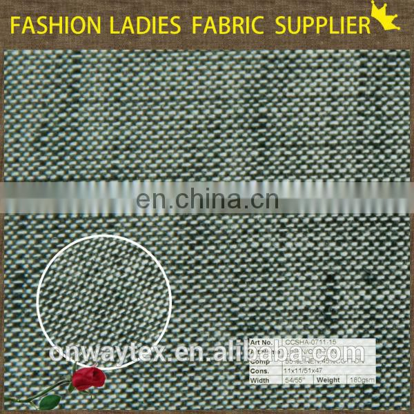home, outdoor, hotel, wedding, party, banquet use linen fabric price table linens and chair covers linen fabric wholesale